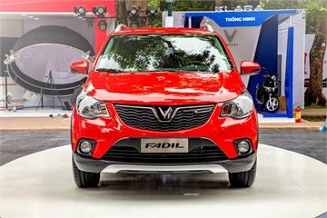 """Thêm VinFast Fadil, phân khúc xe giá rẻ ngày càng trở nên """"chật hẹp"""""""