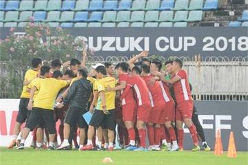 Xem bóng đá trực tiếp hôm nay: Việt Nam gặp Campuchia ở AFF Suzuki Cup 2018