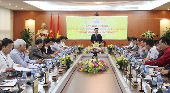 Bộ trưởng Nguyễn Mạnh Hùng: Tên đúng của Bộ TT&TT đáng lẽ phải gọi là Bộ Công nghệ TT&TT | Bộ trưởng Bộ TT&TT Nguyễn Mạnh Hùng: Muốn thay đổi, phải bắt đầu từ người đứng đầu