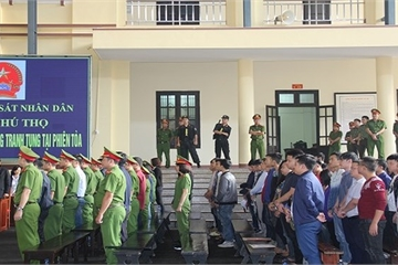 Tuyên án các bị cáo vụ Phan Văn Vĩnh vào ngày 30/11