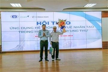 Phú Thọ: Ứng dụng trí tuệ nhân tạo cứu nhiều bệnh nhân ung thư thoát chết