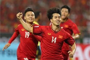 10h sáng 28/11, VFF bắt đầu bán vé trực tuyến trận Việt Nam vs Philippines