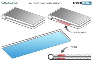Oppo sắp ra smartphone màn hình gập