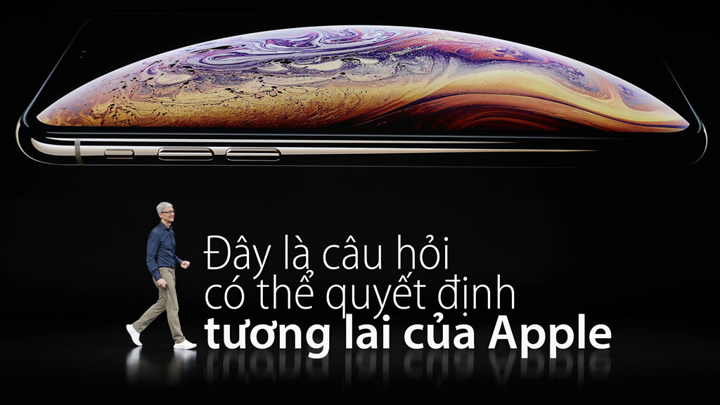 Day la cau hoi co the quyet dinh tuong lai cua Apple hinh anh 1