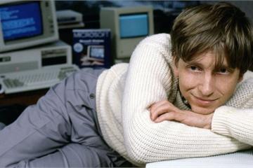 Bất ngờ với việc làm đầu tiên sau khi Bill Gates kiếm được 350 triệu USD từ vụ IPO của Microsoft