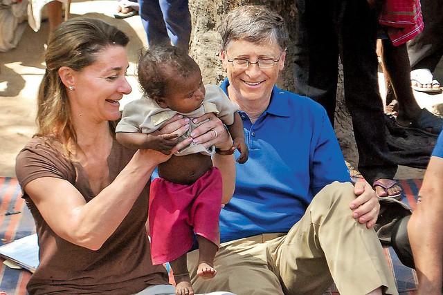 Bất ngờ với việc làm đầu tiên sau khi Bill Gates kiếm được 350 triệu USD từ vụ IPO của Microsoft - Ảnh 3.