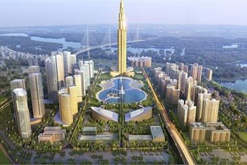 Trong 11 tháng, siêu dự án đô thị thông minh của Nhật có vốn đầu tư lớn nhất vào Việt Nam