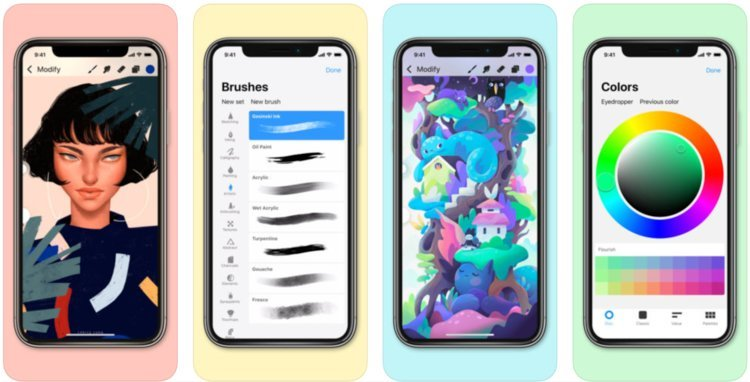Apple công bố ứng dụng và game iPhone hay nhất 2018