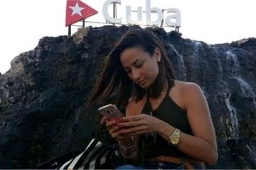 Cuba chính thức triển khai mạng 3G cho người dân