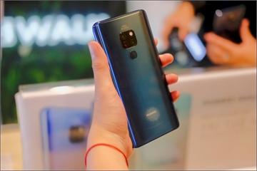 Huawei nâng cấp hệ điều hành EMUI 9.0 cho các điện thoại cao cấp tại Việt Nam
