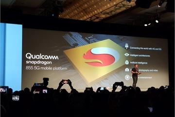 Qualcomm công bố chip Snapdragon 855 cho điện thoại 5G