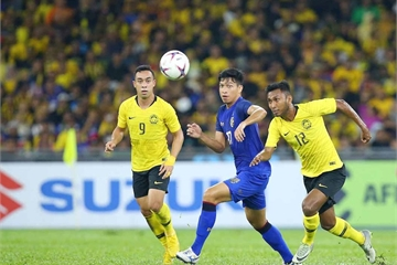 Xem bóng đá trực tiếp hôm nay: Thái Lan vs Malaysia, bán kết lượt về AFF Cup 2018