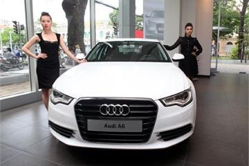 Audi Việt Nam triệu hồi hơn 100 xe Audi A6 vì lỗi túi khí