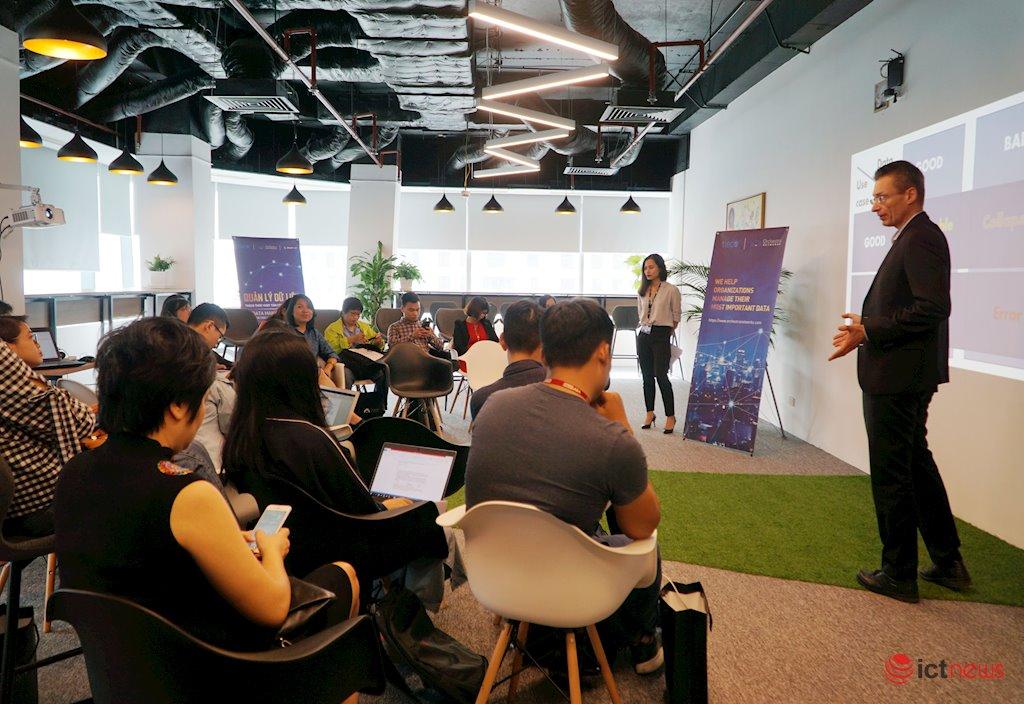Orchestra Networks: Châu Á là khu vực đang phải đối mặt thách thức lớn về quản trị dữ liệu