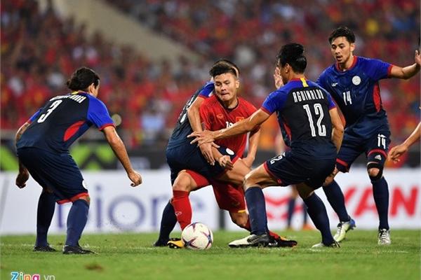 Cư dân mạng vỡ òa với bàn thắng của Quang Hải -Công Phượng, Việt Nam chính thức vào chung kết AFF Suzuki Cup 2018