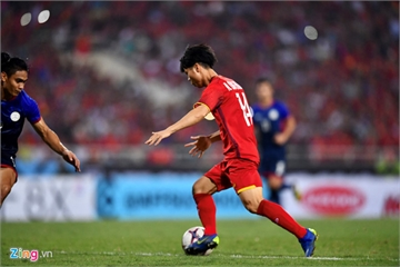 HLV Park Hang-seo tiết lộ bí quyết đánh bại Philippines