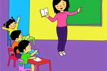 Bài mẫu viết thư UPU lần thứ 48 năm 2019 về cô giáo như người hùng