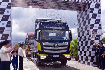 Hãng xe tải Trung Quốc Foton Motor công bố chiến lược mới tại Việt Nam