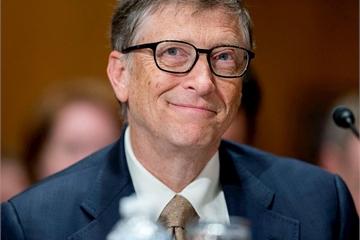 Chỉ mất 30 phút/tuần. thói quen mới này giúp Bill Gates tập trung