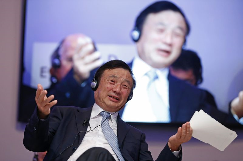 De che ty USD cua Huawei co the bi ong Donald Trump pha huy hinh anh 1