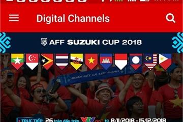 Tổng hợp app xem bóng đá trực tiếp Việt Nam vs Malaysia chung kết lượt đi