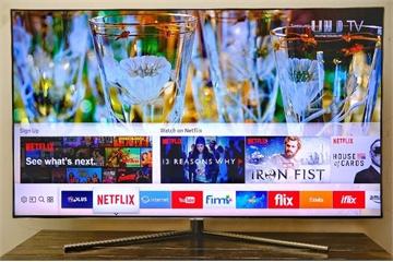 Samsung tặng kho ứng dụng giải trí cho khách mua SmartTV
