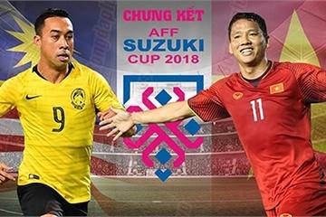 Nhận định Việt Nam vs Malaysia trận chung kết lượt về AFF Cup 2018