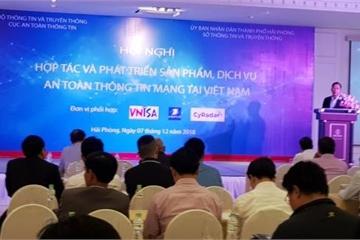 Bàn chuyện phát triển sản phẩm, dịch vụ an toàn thông tin mạng tại Việt Nam