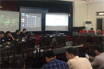 Nam Định diễn tập bảo đảm an toàn thông tin mạng cho Chính quyền điện tử