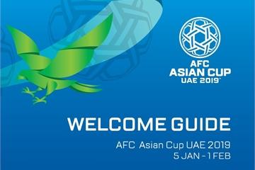 Lịch bóng đá Asian Cup 2019 trọn vẹn giải đấu