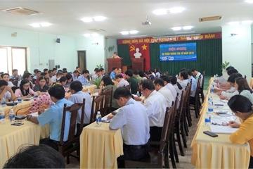 Bình Dương: Tổ chức Hội nghị An toàn thông tin số huyện Phú Giáo năm 2018
