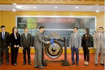 Công ty thứ 4 của Viettel lên sàn chứng khoán với hơn 4 triệu cổ phiếu được giao dịch
