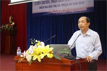 Bình Dương: Tuyên truyền, triển khai luật An ninh mạng năm 2018 cho cơ quan nhà nướctại Thuận An