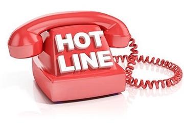Từ tháng 12 vận hành hotline tiếp nhận phản ánh tham nhũng