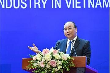Thủ tướng Nguyễn Xuân Phúc: Phát triển công nghiệp hỗ trợ cần có tinh thần như đội tuyển bóng đá Việt Nam
