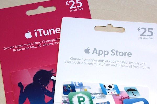 Nạp tiền Apple ID trước 20/12 để được thưởng 20 USD