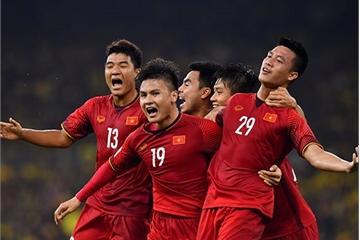 16h chiều nay mở bán vé online trận giao hữu quốc tế giữa Việt Nam vs Triều Tiên