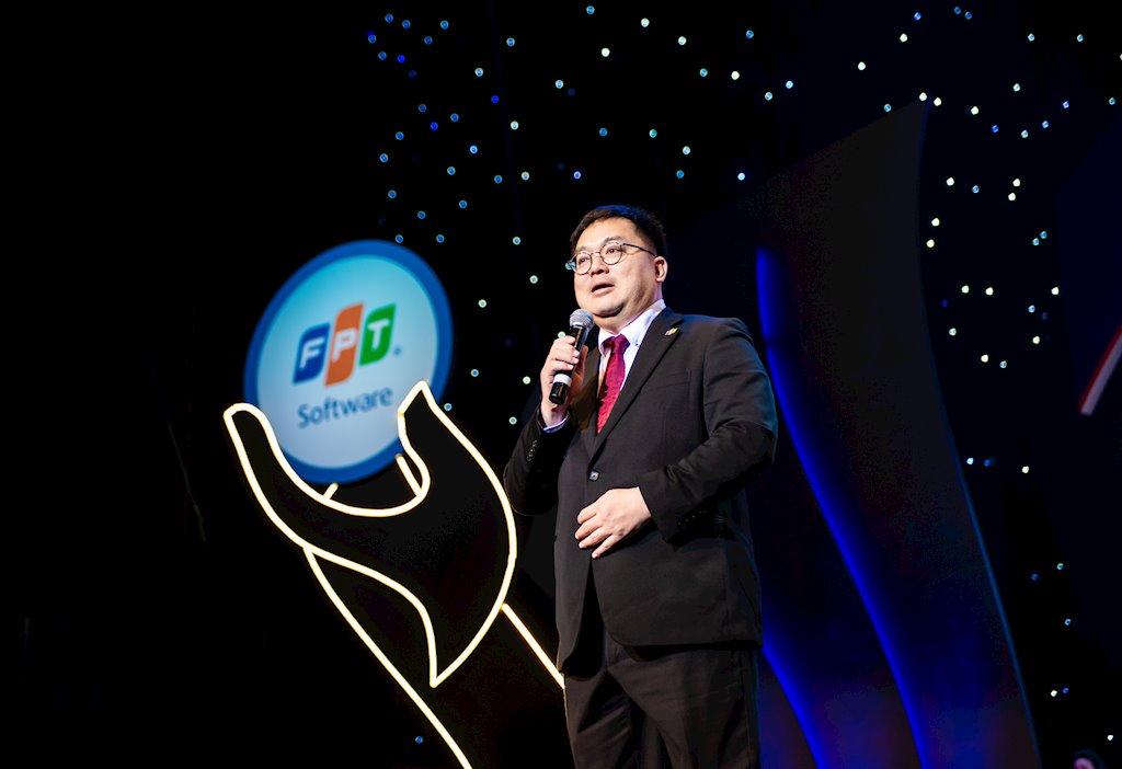 Năm 2019 FPT Software đặt mục tiêu trở thành công ty tỷ USD   Ông Hoàng Nam Tiến: FPT Software đã mang trí tuệ Việt Nam đi khắp thế giới