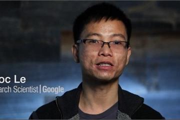 """Tiến sỹ Lê Viết Quốc: """"Muốn phát triển AI phải tìm cách tạo ra dữ liệu mở, thay vì giữ khư khư"""""""