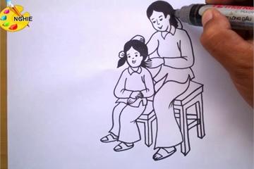 """Bài mẫu viết thư UPU lần thứ 48 năm 2019 về """"người hùng"""" là mẹ"""