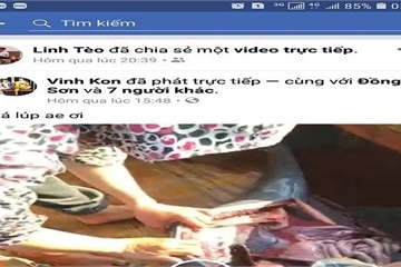 Hà Tĩnh: Truy tìm nhóm người giết cá heo còn livestream lên MXH gây phẫn nộ