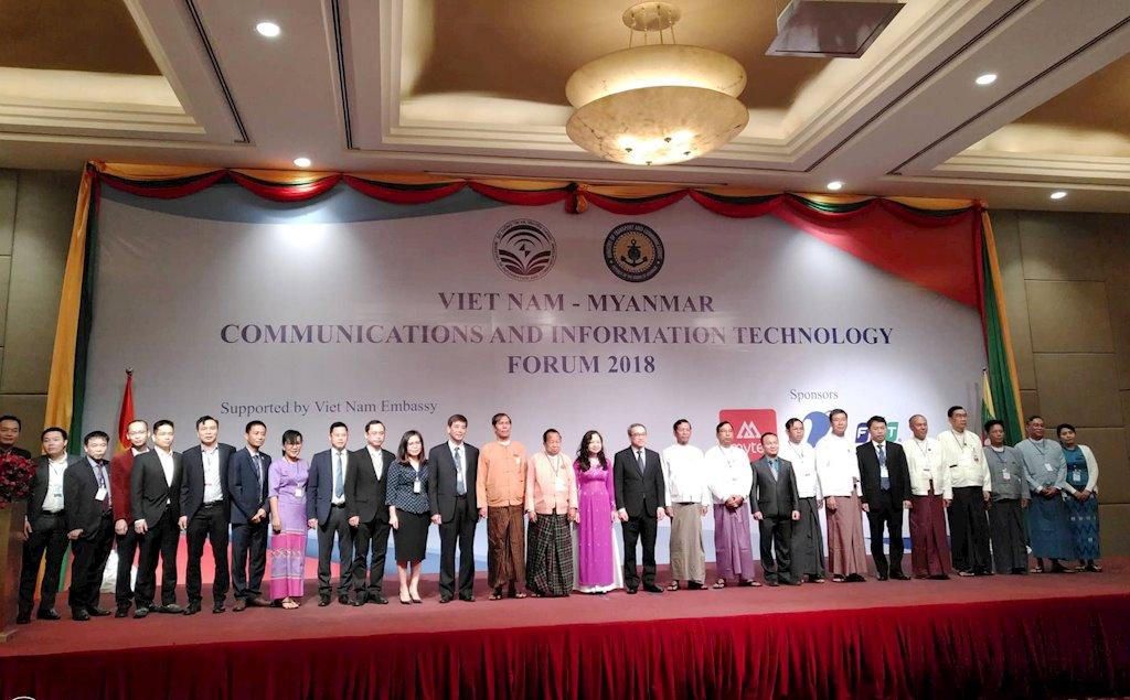 Bkav mang Bphone 3, Bkav Pro, Bkav eGov sang giới thiệu tại thị trường Myanmar | Bkav mang phần mềm eGov, smartphone Bphone 3 sang giới thiệu tại Myanmar