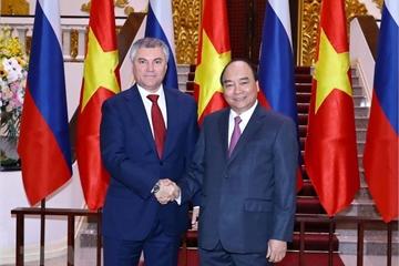 Năm 2019: Nga hỗ trợ Việt Nam xây dựng Chính phủ điện tử