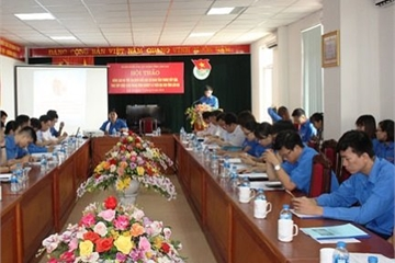 Đoàn viên, thanh niên ở Lào Cai thảo luận về xu hướng công nghiệp 4.0
