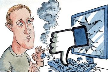 """Bê bối """"nối đuôi nhau"""", Facebook biến Mark Zuckerberg thành tỷ phú mất nhiều tiền nhất của năm"""