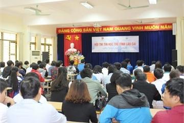 Lào Cai trau rèn kỹ năng CNTT cho cán bộ, công chức trẻ qua Hội thi