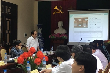 Ứng dụng công nghệ thông minh quản lý khu di tích lịch sử Đền Hùng