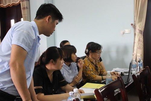 Hòa Bình: Đào tạo tiến tới thay thế trao đổi văn bản giấy truyền thống