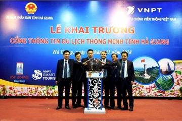 VNPT hỗ trợ triển khai du lịch thông minh tại Hà Giang, Cao Bằng