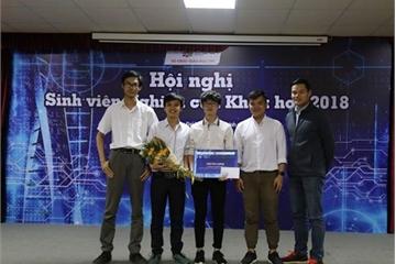 Sản phẩm IoT platform của sinh viên góp phần xây dựng thành phố thông minh